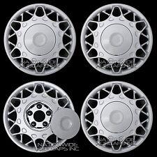 """4 New 97-05 Century 15"""" Bolt On Full Wheel Covers Hub Caps Rim Center Cap Hubs"""