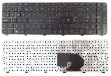 HP Pavilion DV7 6000 6100 6200 6B00 UK Keyboard 664264-BG1 666001-001 W / FRAME