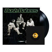 "Bush Babees - Gravity (Vinyl 2LP+7"" - 2021 - EU - Original)"