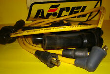 ACCEL 7920Y 300+ Yellow Thundersport Ferro-Spiral 8MM Spark Plug Wire Set