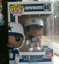 FUNKO POP NFL DALLAS COWBOYS #88 DEZ BRYANT NFL WAVE 3 POP VINYL FIGURE POP103