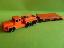 Matchbox Lesney RW 1-75:Nr.15B Rotinoff Super Atlantic Tractor u.16B S.A.Trailer