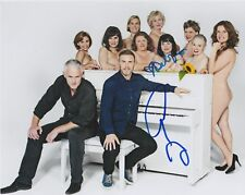 More details for gary barlow/debbie chazen signed the girls 10x8 photo aftal