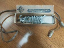 Telefunken Vintage Retro Raro máquina automática de micrófono para la cinta magnetophon