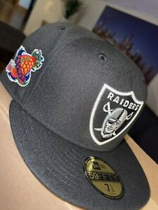 New Era Oakland Raiders 59Fifty 1998 Pro Bowl Patch Red UV 7 1/2