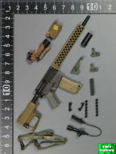 1:6 Scale DAM 78044A FBI SWAT TEAM AGENT - M4 MK18 RIFLE SET