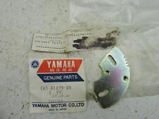 183-81429-10 NOS Yamaha Plate Right Breaker AS2C Street Scrambler HS1 LS2 Y93n