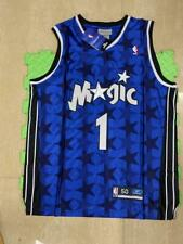 New Tracy McGrady Orlando Magic Road 2000-01 Stitched Jersey