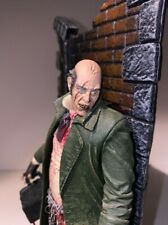 Todd McFarlane's Monsters 3 Jack the Ripper Faces of Madness used unboxed