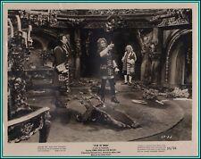 "HERBERT LOM in ""Star of India"" - Original Vintage Photograph - 1955"