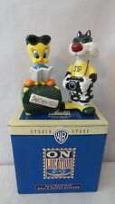 Warner Brothers 1996 Sylvester and Tweety Bird Salt and Pepper Shaker Mib #H136