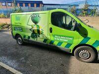 2012 Vauxhall vivaro LWB recovery vrs vehicle ex greenflag aa rac van transit