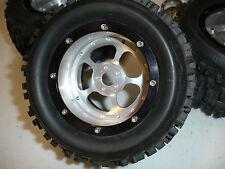 Monster Truck Billet Aluminum Bead Lock SLOT STYLE Wheels