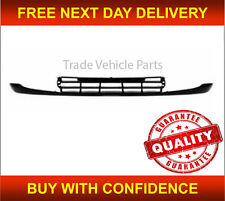 VW POLO 9N 2002-2005 FRONT BUMPER CENTRE GRILLE SPOILER LOWER INSURANCE APPROVED