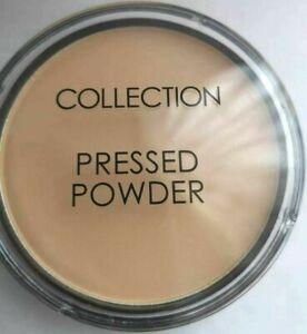 Collection Pressed Powder  (  3 Translucent)
