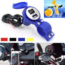 Impermeable 12v to 5v 1.5a MOTO Móvil GPS Cargador USB adaptador de corriente