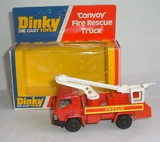 Dinky Toys No. 384, 'Convoy' Fire Rescue Truck, - Superb