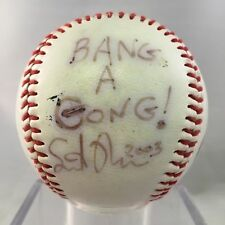 Jane's Addiction Band Signed Autographed Baseball JSA LOA