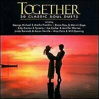 Together - 20 Classic Soul Duets, Various Artists, Used; Good CD