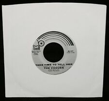 THE VOGUES: TAKE TIME TO TELL HER - '71 U.S. PRESS/ BELL 45,127/LARGE CENTRE/EX+