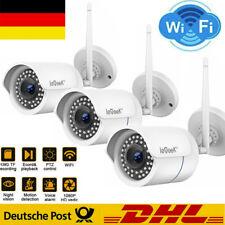 ieGeek 1080P HD WLAN Camera Überwachungskamera Wi-Fi Kamera Monitor IR Cam DHL