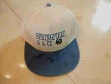 Tom Glavine/Greg Maddux Combo Signed Golf Cap/Hat -No COA