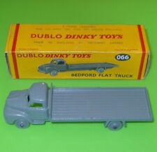 Dinky Dublo / 066 Bedford Flat Truck / Boxed
