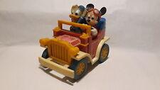 Walt Disney Auto Mickey & Donald Duck Vintage