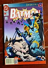 Batman #500, (1993, DC): Dark Angel 1: The Fall!