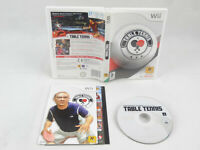 Table Tennis Wii Nintendo Complete PAL