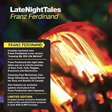 LATE NIGHT TALES Franz Ferdinand LP Vinyl NEW 2014