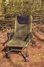 Carptrix Fleece Recliner Arm Chair, Carp, Camping, (3ALUB) *FREE P&P* SALE PRICE