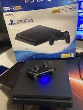 Sony PlayStation 4 Slim 500 Go Noir Console de jeu