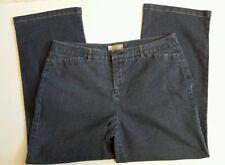 Khakis Brand. Women's Trouser Dress Denim Jeans Size 14W
