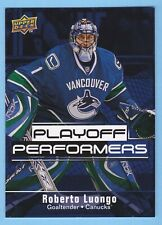 """2009-10 UPPER DECK """"PLAYOFF PERFORMERS"""" - U-PICK TO COMPLETE YOUR SET"""
