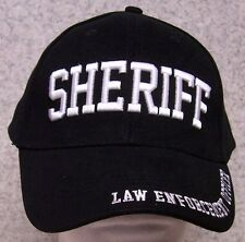 Embroidered Baseball Cap Fire Police Rescue Sheriff NEW 1 hat size fits all