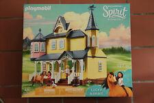 Playmobil Spirit Maison de Lucky 9475