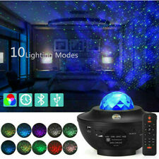 USB LED Galaxy Projector Starry Night Lamp Star Sky Projection Night Light HOT