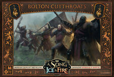 GoT A Song of Ice and Fire Bolton Cutthroats Miniature Game Set