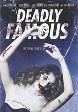 Deadly Famous (DVD, 2016) SKU 2901