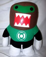 "Domo Kun in Green Lantern Costume 10"" Plush Stuffed Toy-Domo Kun Plush-New!"