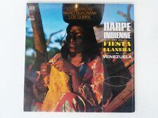 HARPE INDIENNE POUR UNE FIESTA LLANERA AU VENEZUELA - LP