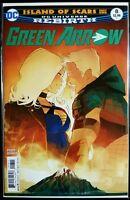GREEN ARROW #8 (REBIRTH 2016 DC Comics) Comic Book NM
