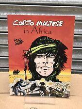 Hugo Pratt Corto Maltese IN AFRICA