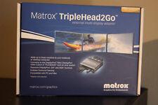 MATROX T2G-DP-MIF TRIPLEHEAD2GO DP EDITION Triple Head 2 Go
