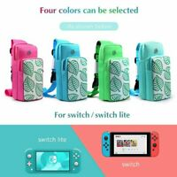 Shoulder Pouch Carrying Bag For Animal Crossing Nintendo Switch/ Switch Lite