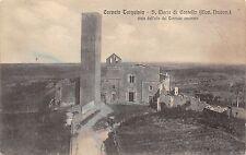 203) CORNETO TARQUINIA (VITERBO) S. MARIA DI CASTELLO. VIAGGIATA.