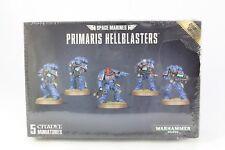 40K Warhammer Space Marines Primaris Hellblasters New Mosc Rare