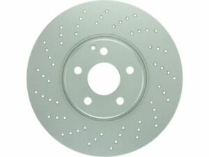 For 2003-2006 Mercedes S430 Brake Rotor Front Bosch 52995ZB 2004 2005 AWD