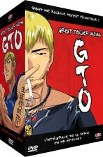 ★ GTO (Great Teacher Onizuka) ★ Intégrale - Coffret 9 DVD